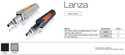 Led smerniki LANZA - BLACK